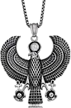 egyptian falcon necklace