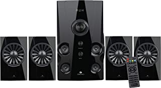 Zebronics Zeb-Hope 4 BTRUCF 4.1 Channel Multimedia Speakerwith Bluetooth & Remote