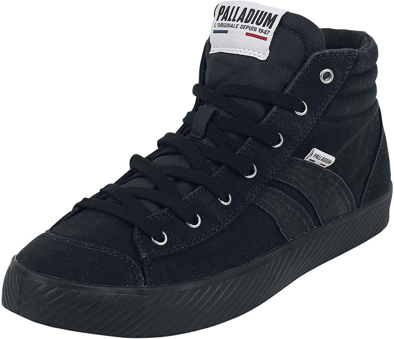 Palladium Pallaphoenix Cuff CVS Boot Black
