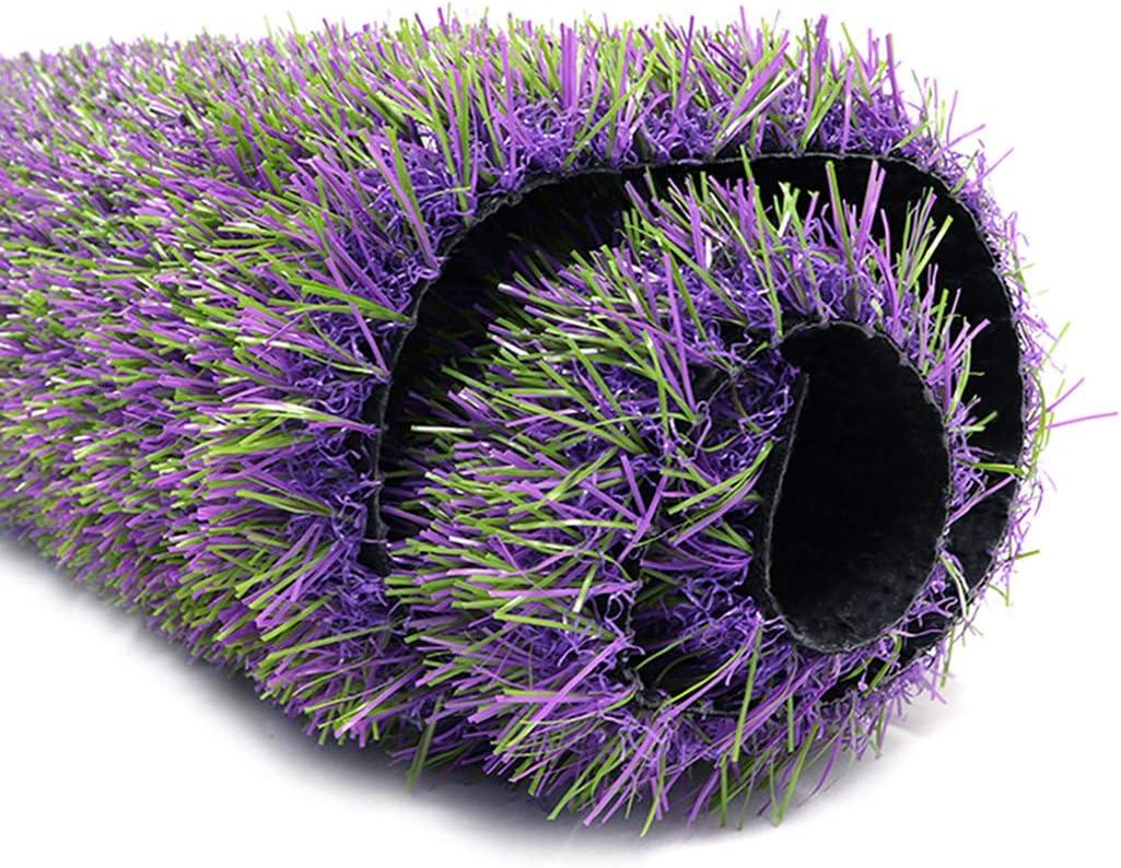 ProGoal Artificial Grass Over item handling ☆ Mat Lavender Rug Patio Balcony for Seattle Mall G