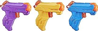 Nerf - Pack de 3 Pistolets A Eau Nerf Super Soaker Zipfire