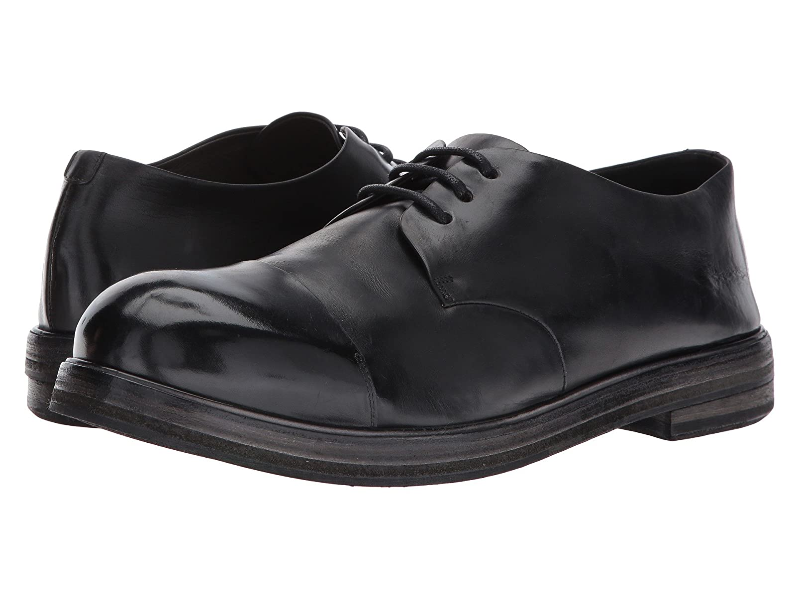 Marsell Captoe OxfordAtmospheric grades have affordable shoes