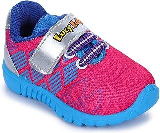 Lucy&Luke (By Liberty) Boy's DOLTAN-8 Pink Indian Shoes-8 Kids UK/India (26 EU) (2127009123260)