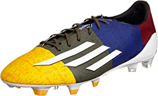 adidas Bota adizero F50 TRX FG Messi Solar gold-Earth green