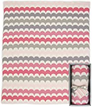Weegoamigo Knitted Blanket- RIC Rac Alice