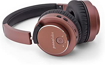 Pinna Labs LOMA Safe Volume 85dB Limited Premium Bluetooth Headphone for Kids, Teens, Adults - 30HRs Playtime + BuddyShare...