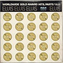 Elvis' Worldwide Gold Award Hits, Parts 1&2