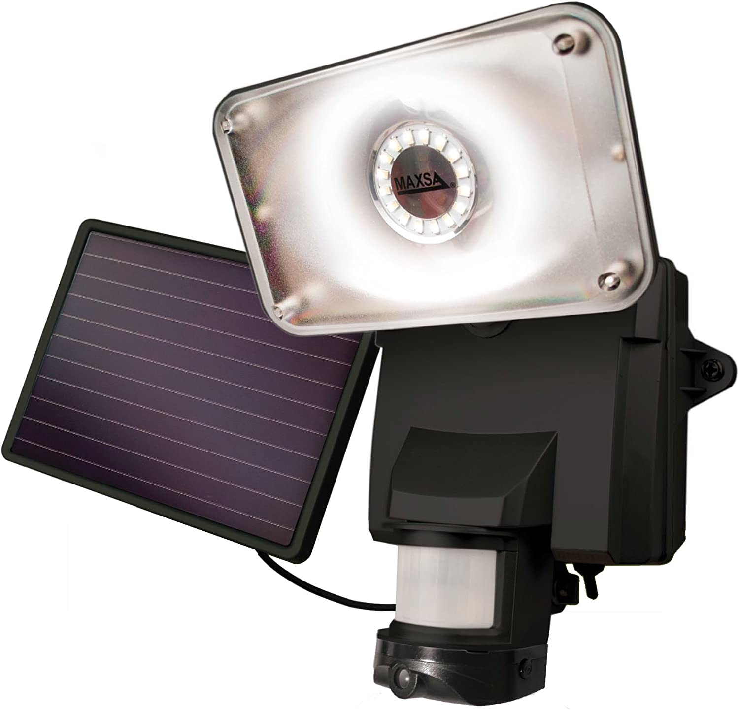 Maxsa 44642-CAM-BK Solar Powered Activate Video Sale Special Price Wireless Popular popular Motion