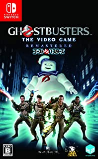 H2 Interactive Ghostbusters The Video Game Remastered for NINTENDO SWITCH REGION FREE JAPANESE VERSION