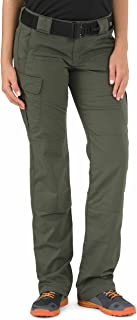 5.11 Tactical Women's Stryke Covert Cargo Pants, Stretchable Fabric, Gusseted Construction, Style 64459