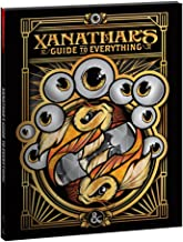 Dungeons and Dragons RPG: Xanathar's Guide to Everything Limited Edition