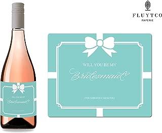 bridesmaid wine box