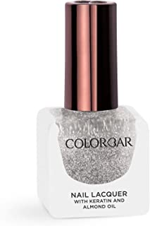 Colorbar Nail Lacquer, Rainbow Dust, 12 ml