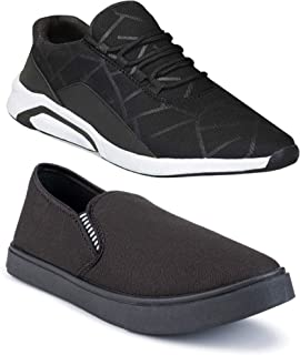 Camfoot Men's (1242-1141) Casual Sports Running Shoes