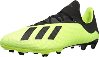 adidas Mens X 18.3 Firm Ground Soccer Shoe