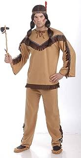 Men's Adult Native American Brave Costume