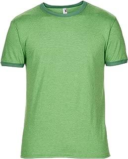 Mens Lightweight Ringer T-Shirt (988AN)