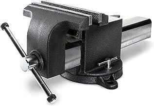 TEKTON 8-Inch Swivel Bench Vise | 5409