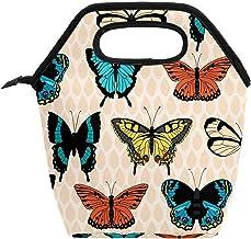 Przenośna torba na lunch o dużej pojemności pudełko na lunch torba na lunch opakowanie do biura pracy szkoły podróż piknik...