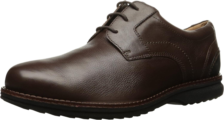 Rockport Men's Premium Class Plaintoe Oxford
