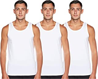 BOSS Men's 3P Tank Top (Pack of 3)