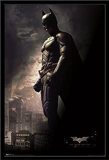 Trends International DC Comics Movie - The Dark Knight - Batman in The Shadows Wall Poster, 22.375