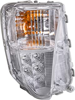 TYC 12-5285-00-1 Compatible with TOYOTA Prius Front Right Replacement Turn Signal Lamp