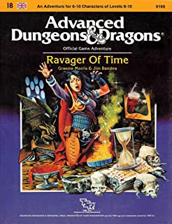 Ravager of Time: Module I8 (Advanced Dungeons and Dragons)