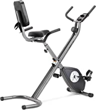 CADENCE Unisex - Bicicleta estática plegable SMARTFIT 200,