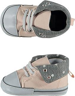 Angro Chaussures bébé en toile - Chaussures pour bébé - Semelle ABS