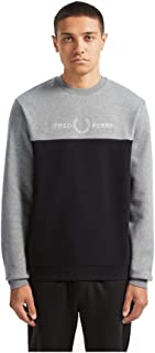 Fred Perry Block Graphic Sweater Men