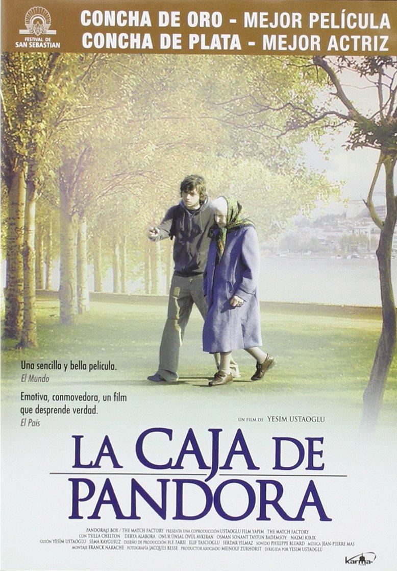 La caja de Pandora [DVD]: Amazon.es: Tsilla Chelton, Derya Alabora ...