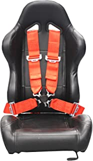 Amazon.es: cinturones rojos: Coche y moto