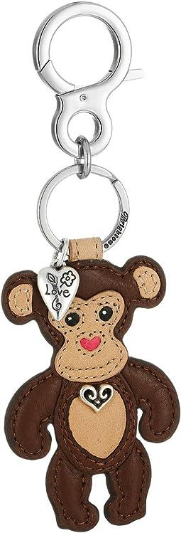 Brighton - Milo Monkey Handbag Fob