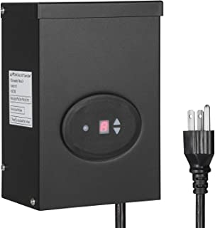 kichler low voltage transformer manual