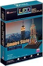 CubicFun Puzzle 3D Empire State Building LED (771L503)