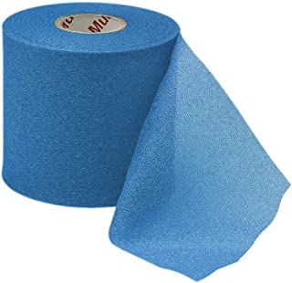 Mueller M-Wrap Pre wrap for Athletic Tape (Big Blue, 1 Roll)
