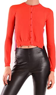 Pinko Luxury Fashion Womens MCBI38633 Red Cardigan | Season Outlet