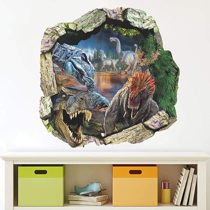 22 opinioni per 3D Sticker Dinosaur Wall