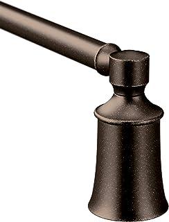 """Moen YB2124ORB Dartmoor Towel Bar, 24"""", Oil Rubbed Bronze"""