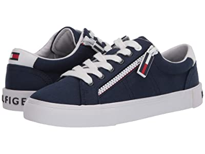Tommy Hilfiger Paskal 2 (Dark Blue Fabric) Women