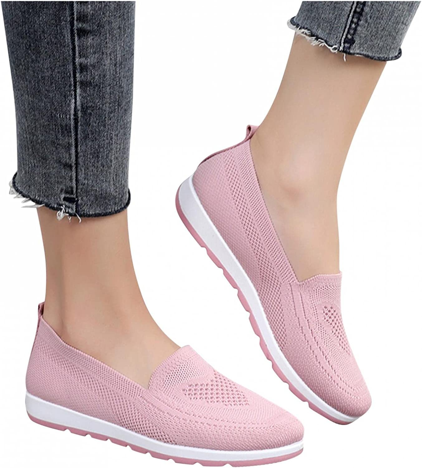 siilsaa Womens At the price Casual Walking Lightweight Max 55% OFF Canvas Sneakers Shoes