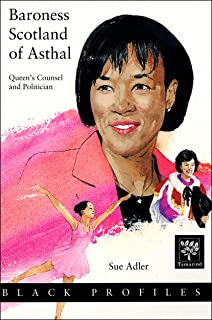 Baroness Scotland of Asthal: Queen's Counsel and Politician