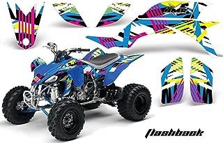 Yamaha YFZ 450 2004-2013 ATV All Terrain Vehicle AMR Racing Graphic Kit Decal FLASHBACK