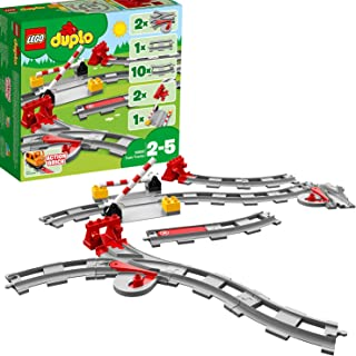LEGO DUPLO Train Tracks 10882 Building Blocks