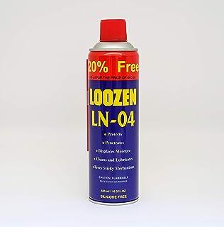 Loozen LN 04 Anti-rust Lubricant Spray Penetrating Oil 480 ml