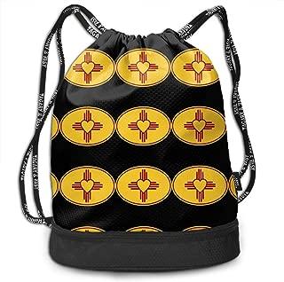 Zia Symbol Bundle Backpack Funny Travel Backpack