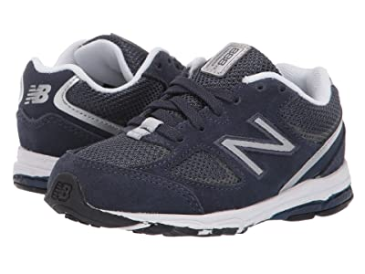 New Balance Kids IK888v2 (Infant/Toddler) (Navy/Grey) Boys Shoes