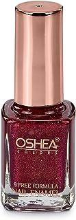 Oshea Colors Nail Polish, 23 Passion Street, 10ml