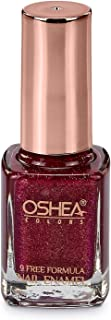 Oshea Colors Nail Polish, 23 Passion Street, 10ml